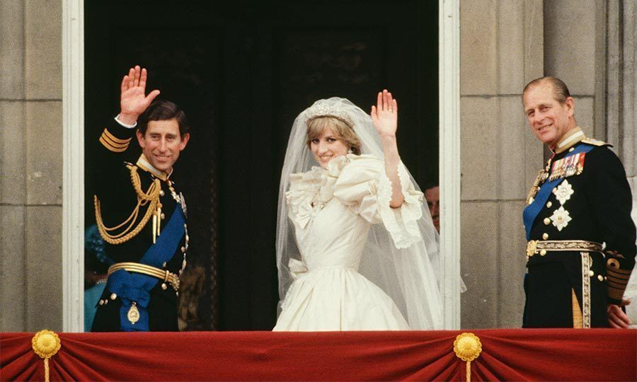 A look back at Prince Charles and Princess Diana's iconic wedding