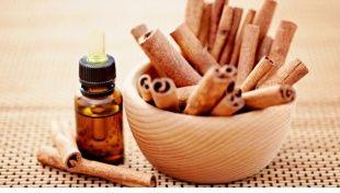 L'olio essenziale di cannella si può bere e usare nel massaggio: aiuta a prevenire l'influenza.