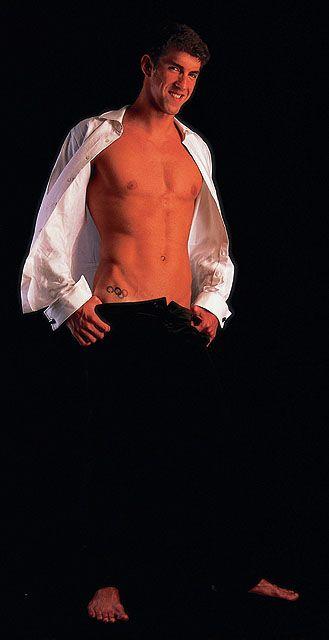 Michael Phelps :)