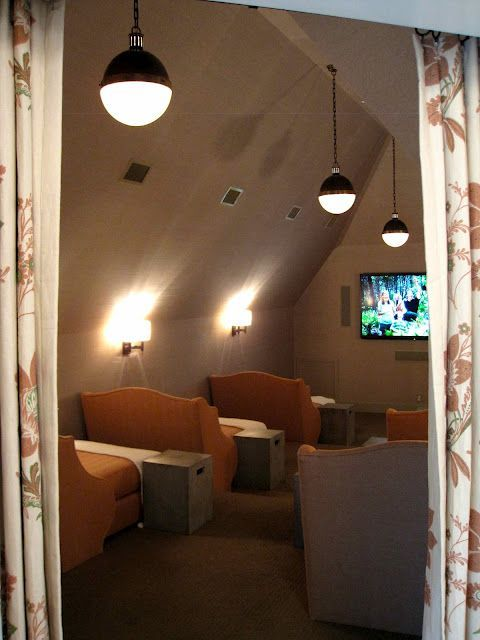 dream media room Urban Grace Interiors dream media room Urban Grace Interiors