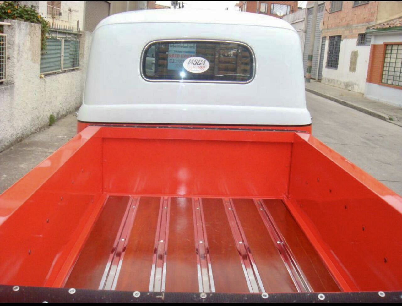 Ford Pick Up 1950 Bogota Colombia
