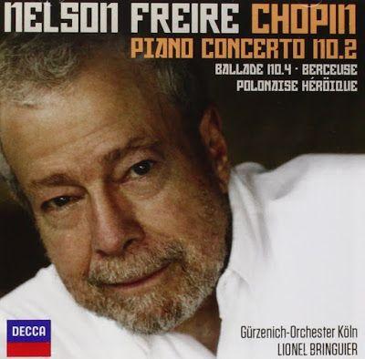 El blog chopiniano: Nelson Freire