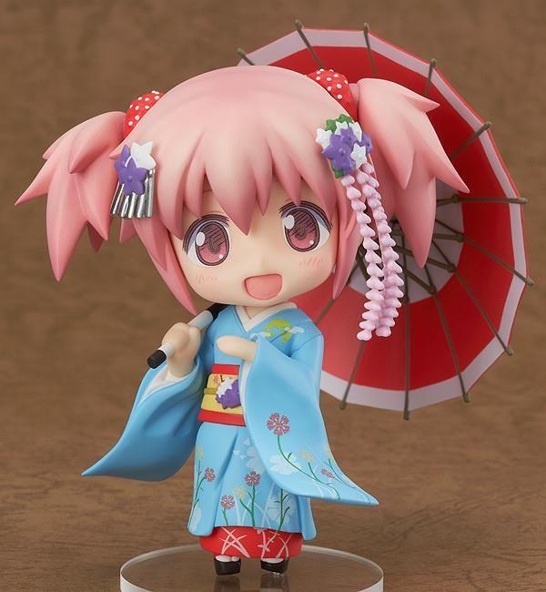 Madoka Magica - #Madoka #Kaname #Maiko Ver - #Nendoroid - Fabricada por Good Smile Company
