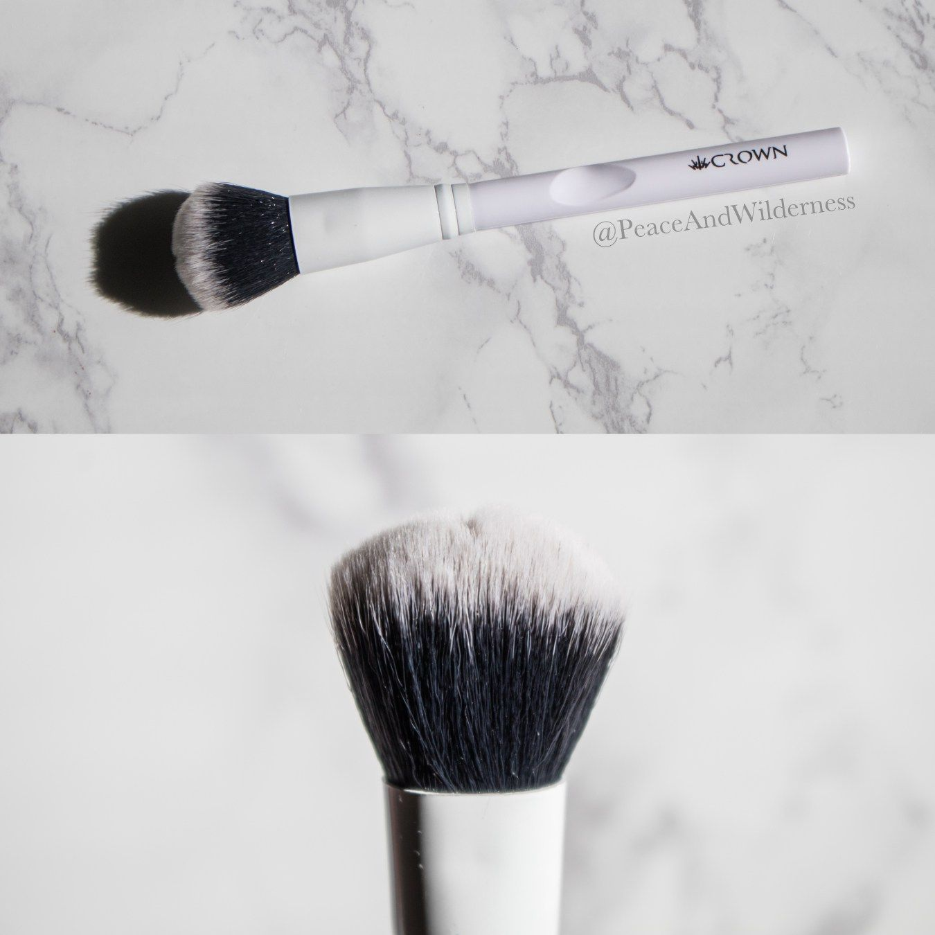 BOXYCHARM ⋆December 2017⋆ Crown Brush WH035 PRO BLUSH