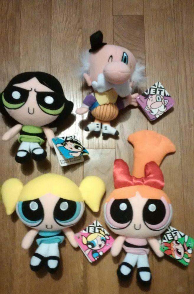 Powerpuff Girls Plush Toys - Pics And Galleries-5347
