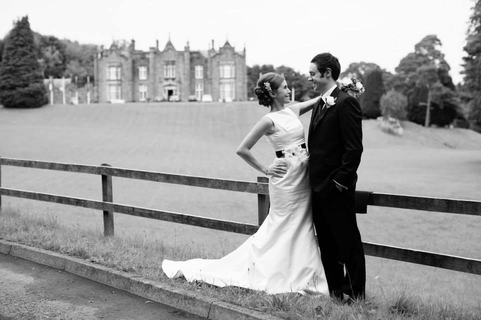 Wedding Belleek Castle Ballina Co Mayo