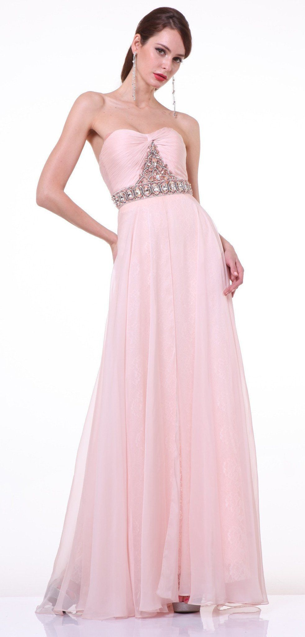 Cd long aline prom dress sweetheart neckline products