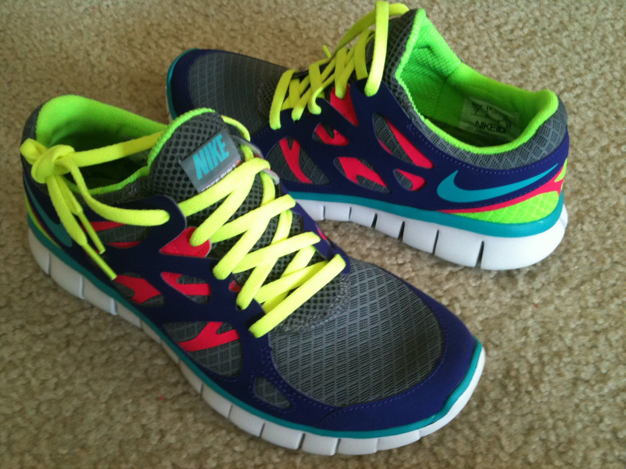 the sale of shoes on feet at cozy fresh Custom Nike's for Zumba   Shoes   Nike, Nike free shoes ...