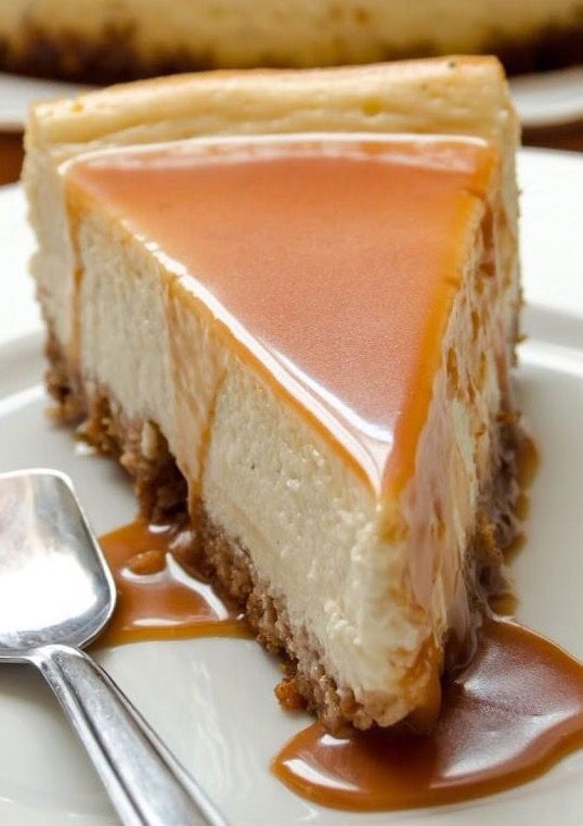 pin by mary g on caramel cottage pinterest tarta de queso rh ar pinterest com