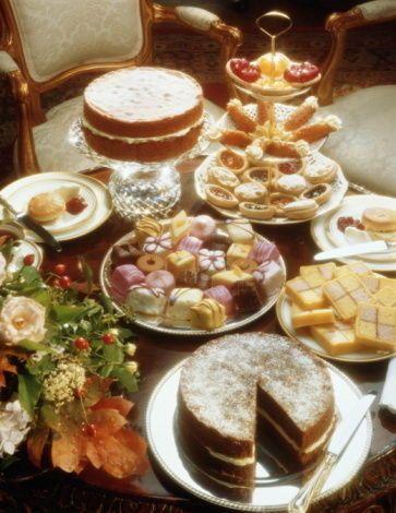 Classic 70s Tea Tea Time Food Tea Party Food High Tea