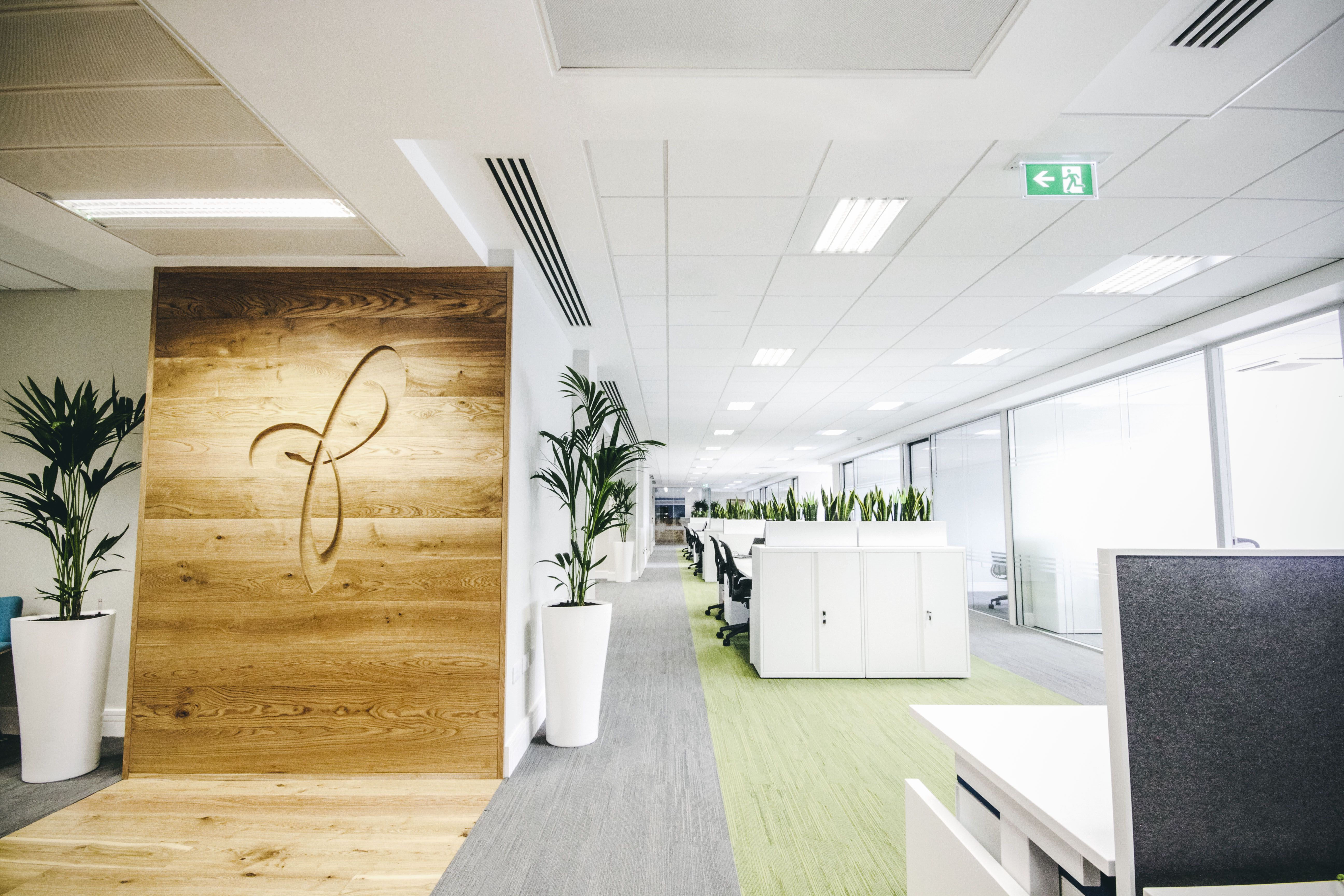 Office Fit Out Interface Urban Retreat