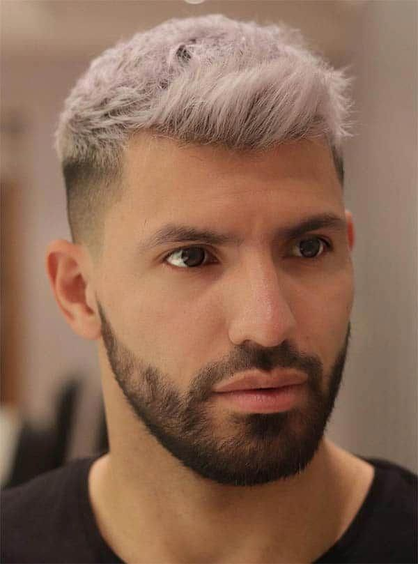 This Is Stylish Longtopshortmenshairstyles Bleached Hair Men Men Hair Color Mens Hairstyles Short