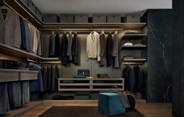cabina armadio ubik poliform | suite 45mq | Pinterest