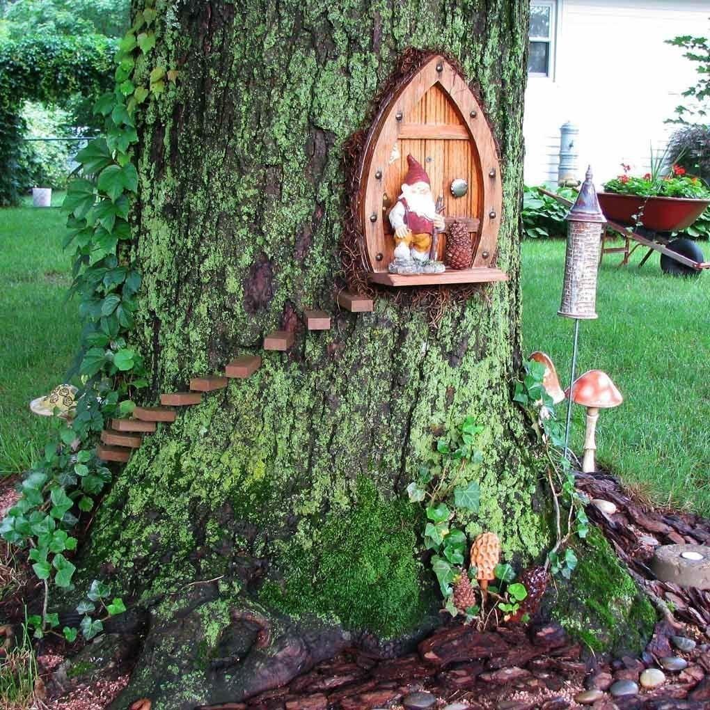 Edible Landscaping And Fairy Gardens: Diy Fairy Garden Ideas Homemade 52