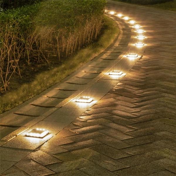 solar led lights outdoor