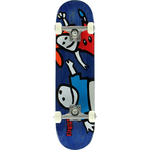 Foundation Whippersnappers Complete Skateboard 8 Complete Skateboards Skateboard Skateboards