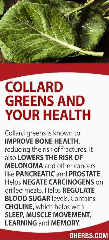 I love collard greens!