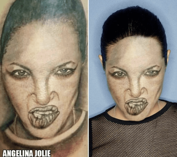 10 Undeniably Horrendous Tattoo Fails To Make You Feel