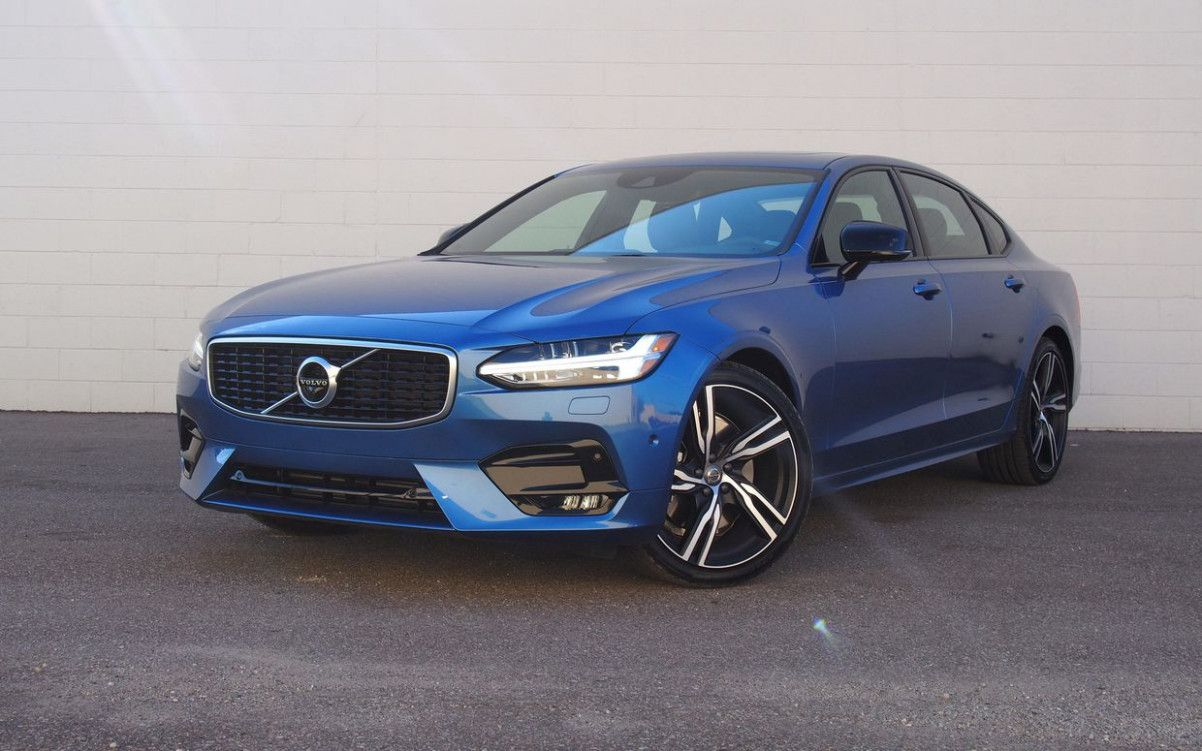 2020 Volvo S90 New Model and Performance