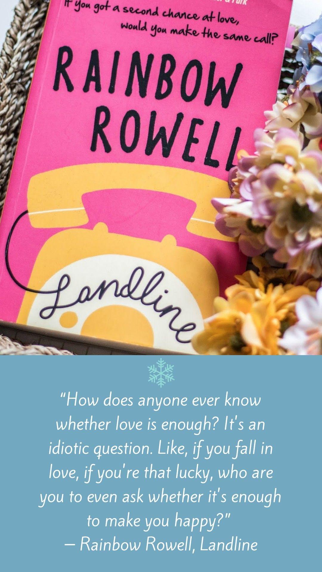 Livro Ligacoes Rainbow Rowell Resenhas De Livros Livros De