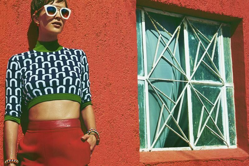 Vogue Italia - Behind the Scenes