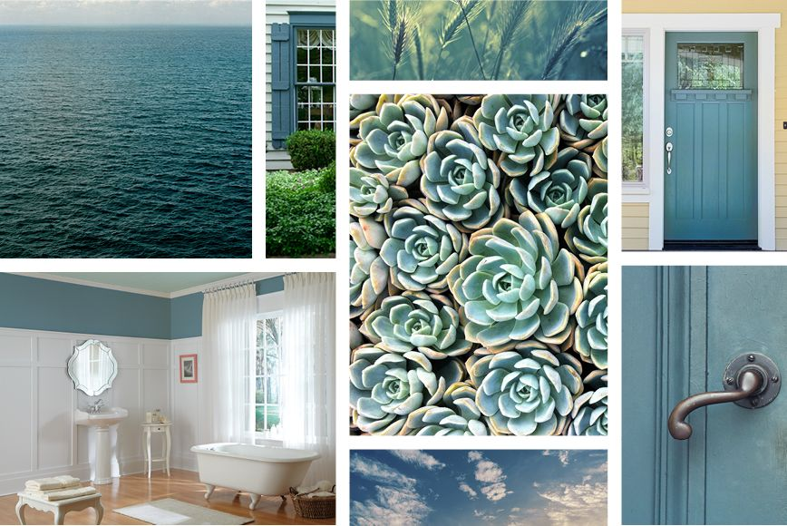 31 days of color the paint studio ace hardware my oasis rh pinterest com Color of the Year 2018 2017 Pantone Color