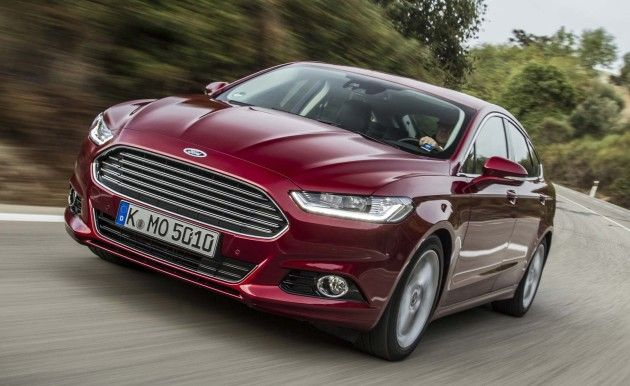 2016 Ford Mondeo Review Facelift Ford Ford Mondeo 2014 Autos