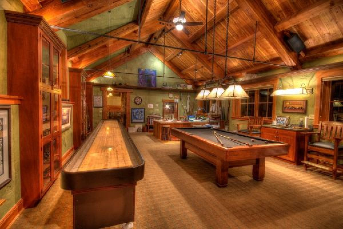 9 Epic Man Caves Homes and