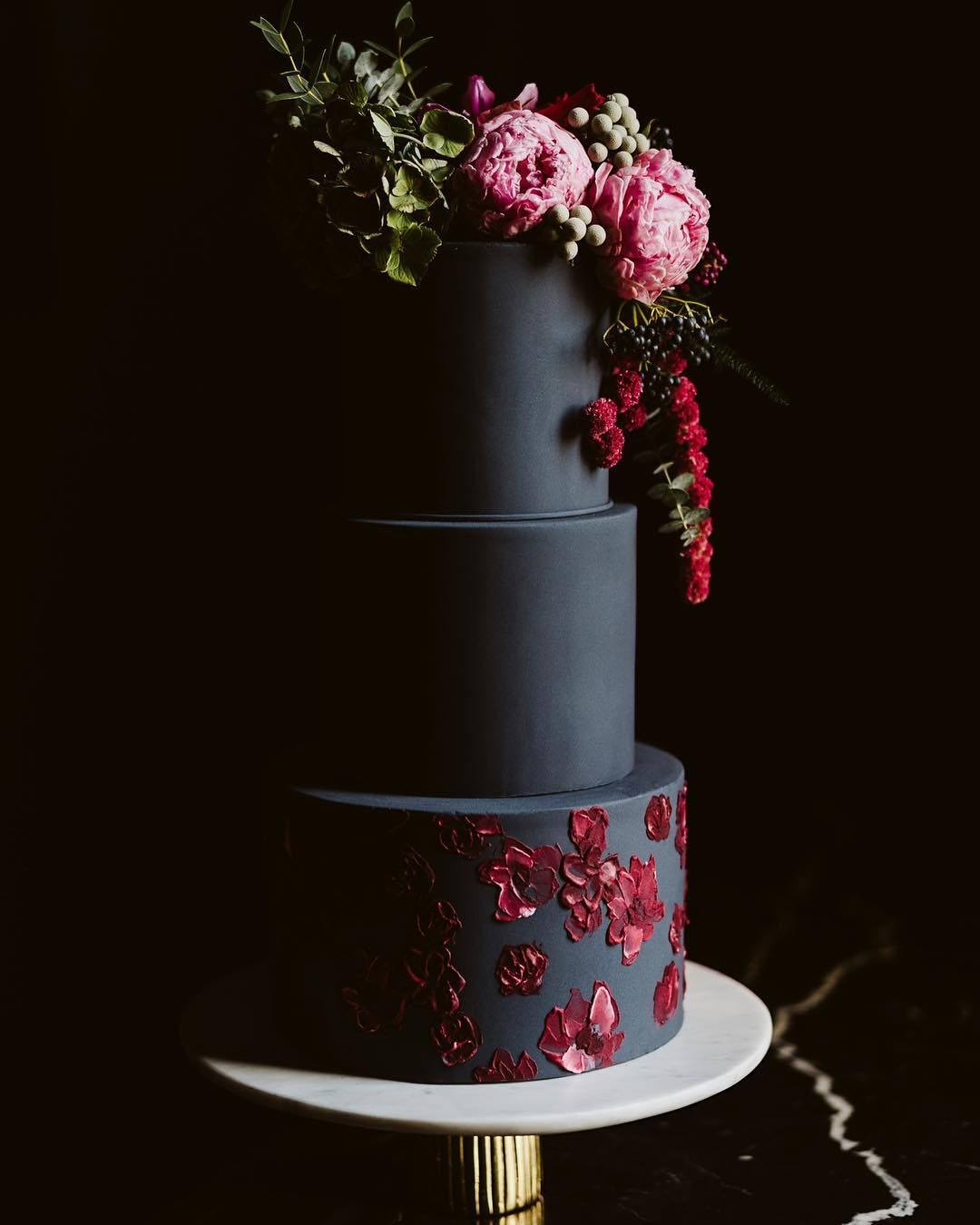 These Are The Best Wedding Cake Trends Of 2020 Cool Wedding