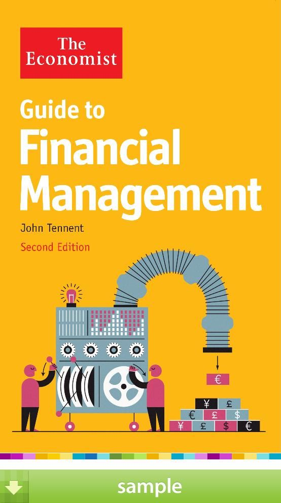 The Economist Guide To Financial Management By John Tennent