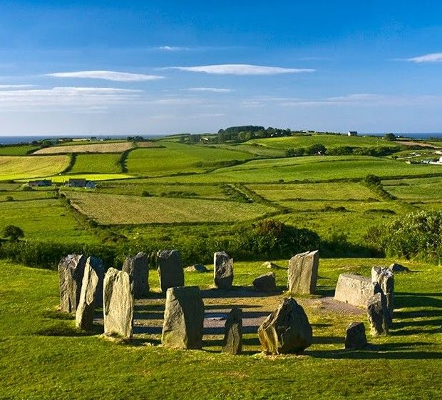 Celtic Stone Circle