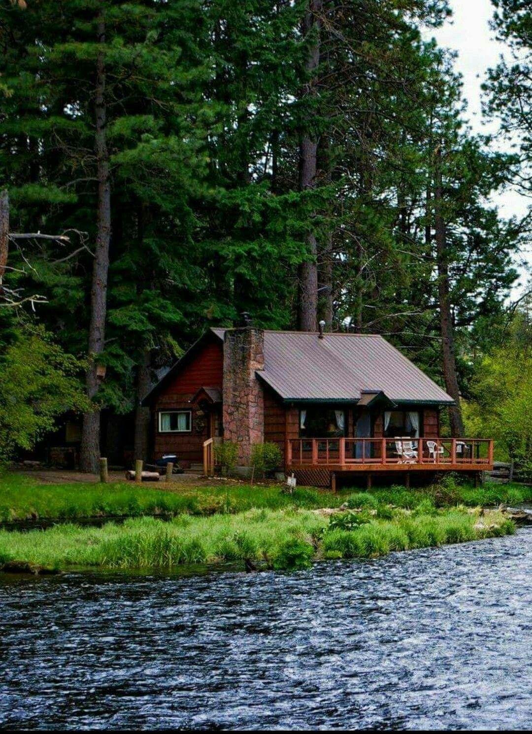 water view cabin cabin life cabin homes log cabin homes cabin rh pinterest com