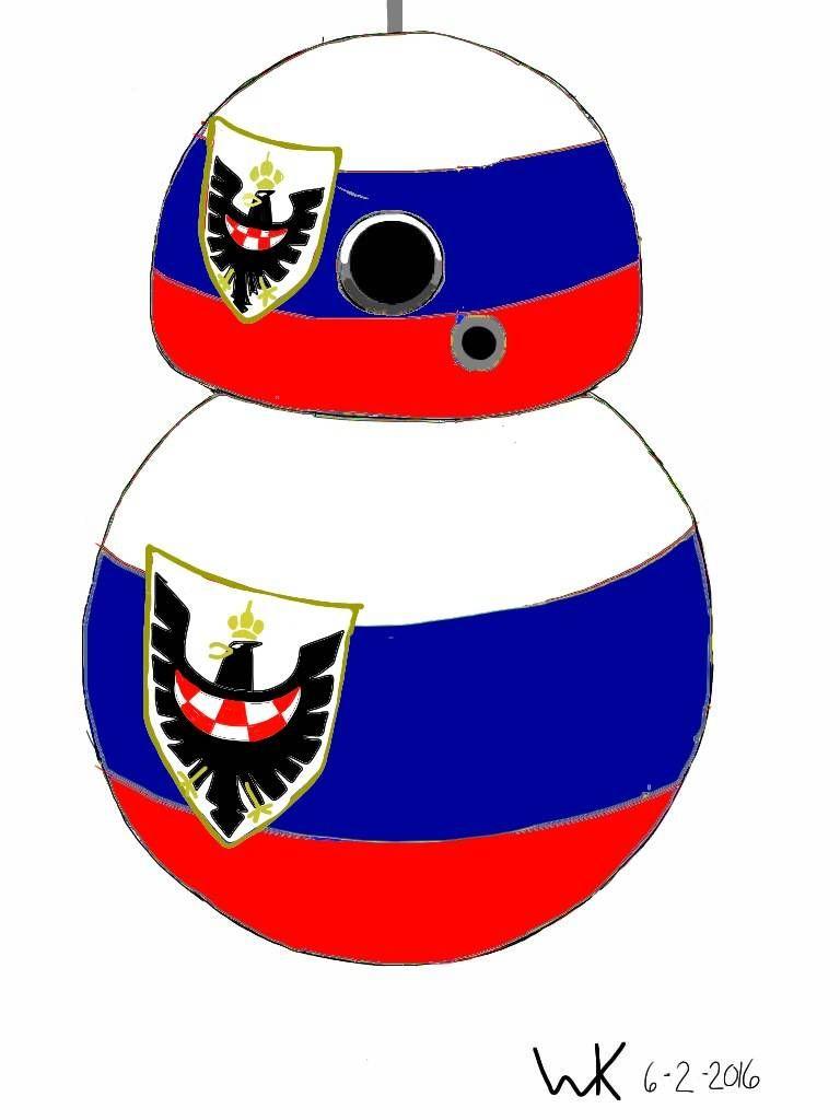 BB8 droid slovenia