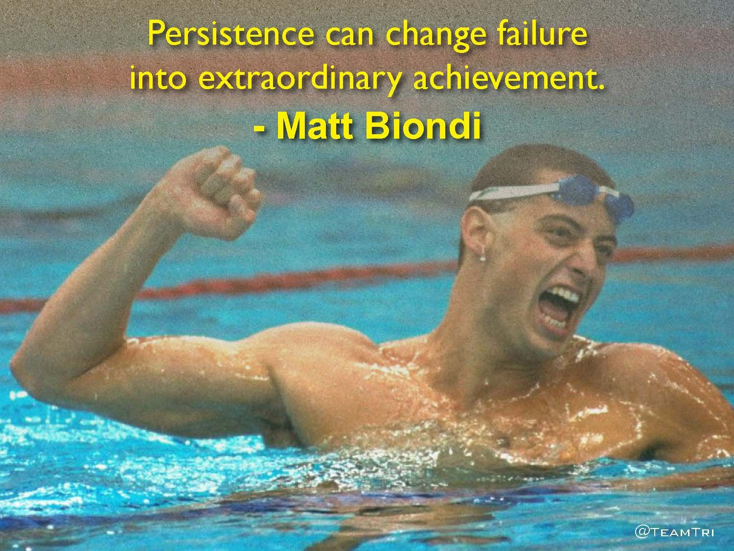The value of persistence Olympic hero, Olympics, Cal bears