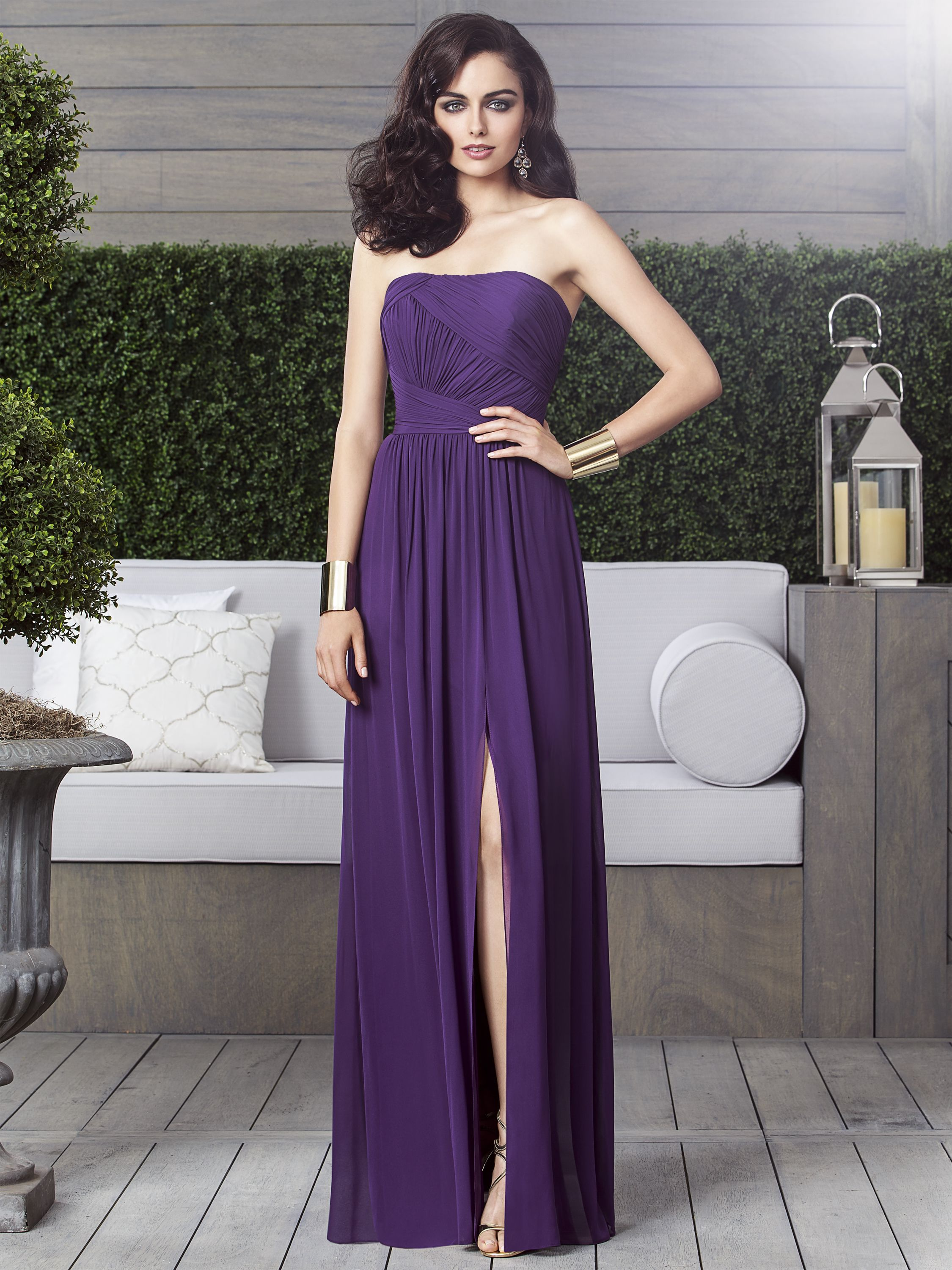 Dessy Spring 2014 Available at Bridal Gallery 5975 Malden Road ...