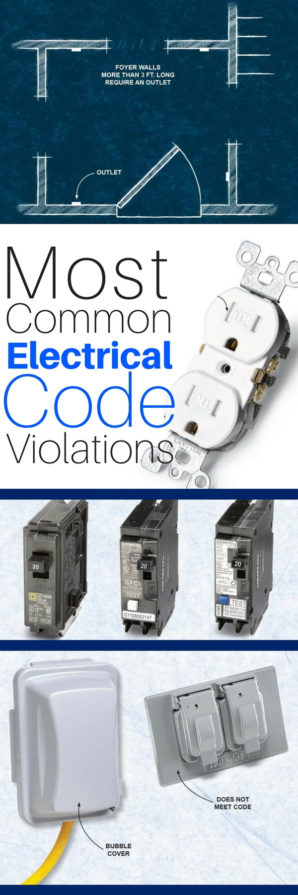 The 8 Most Common National Electric Code Violations Diyers