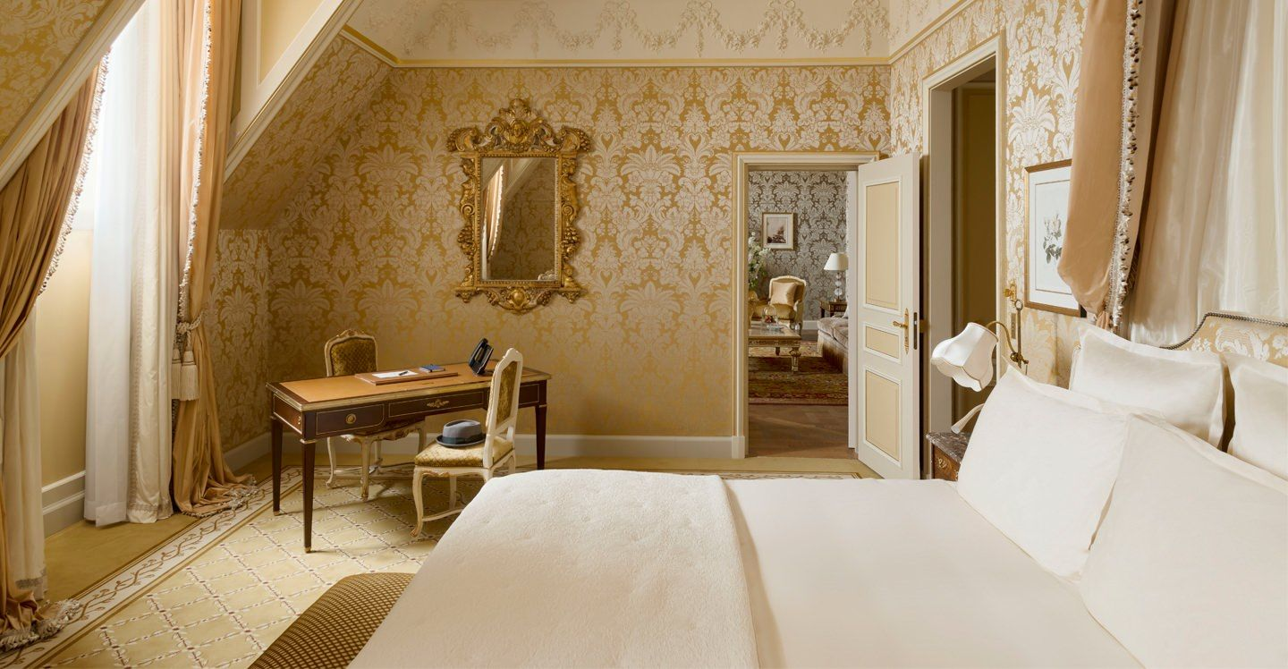 F. Scott Fitzgerald Suite - Hôtel Ritz Paris 5 stars