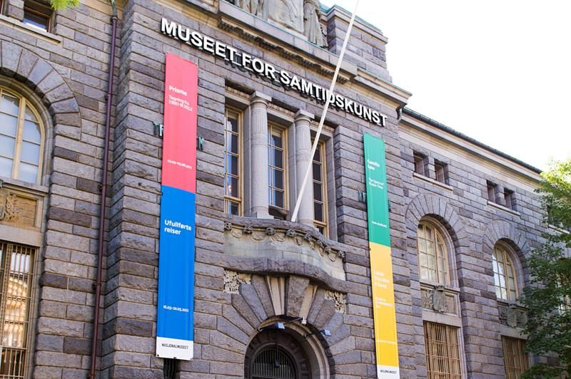 Oslo Museum of Contep Art - included in Oslo Pass.
