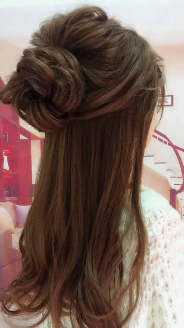 40+ Hairstyles For Long&Thin Hair braided hairstyles for long hair video tutorial