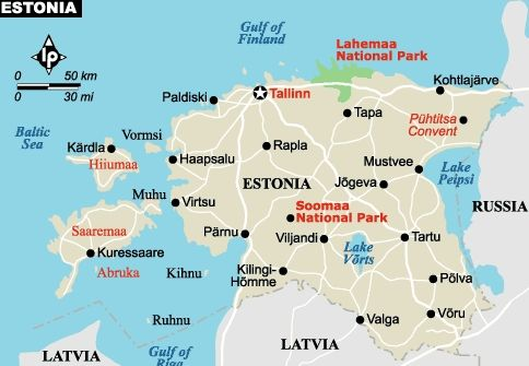 Estonia Soomaa National Park Where is Soomaa National Park