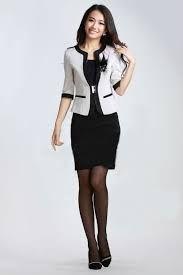 Trajes de oficina para mujeres jóvenes 1
