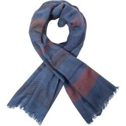 Photo of Codello scarf men, wool, blue Codello