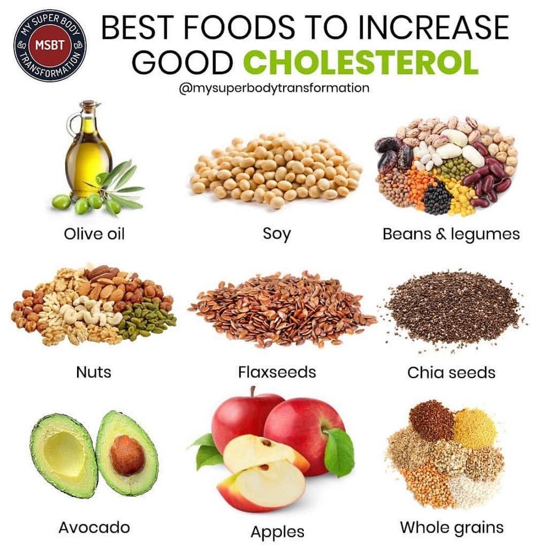 best diet for good cholesterol