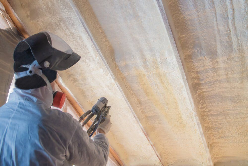 How To Scribe For A Perfect Fit Spray Foam Insulation Spray Insulation Spray Foam