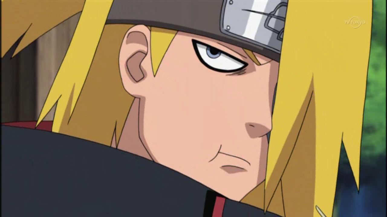 Deidara | Wallpaper naruto shippuden, Naruto shippuden ...