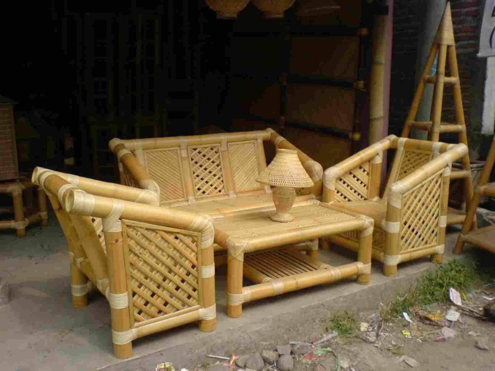 Modern Bamboo Furniture Design Best Office