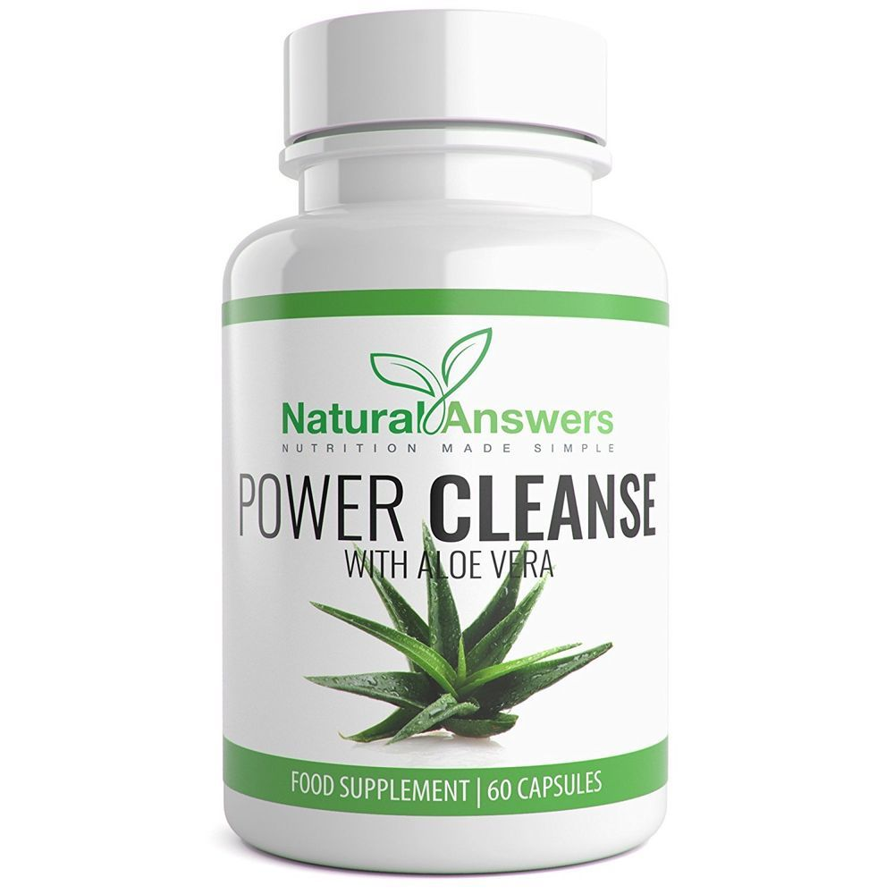 Weight loss with aloe vera colon cleanse