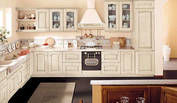 Cucina avorio decape 39 cerca con google kitchen - Mobili color avorio ...