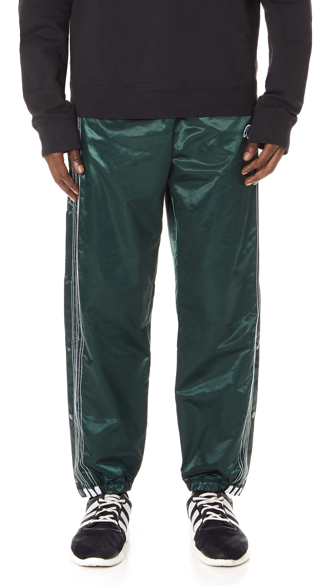 Aw Adibreak By Pants in Grün | Adidas Originals By Adibreak Alexander Wang Men 2de6ce