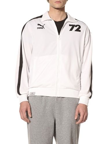 4932cbbac571 73% OFF PUMA Apparel Men  s Euro Football Archives T7 Track Jacket ...